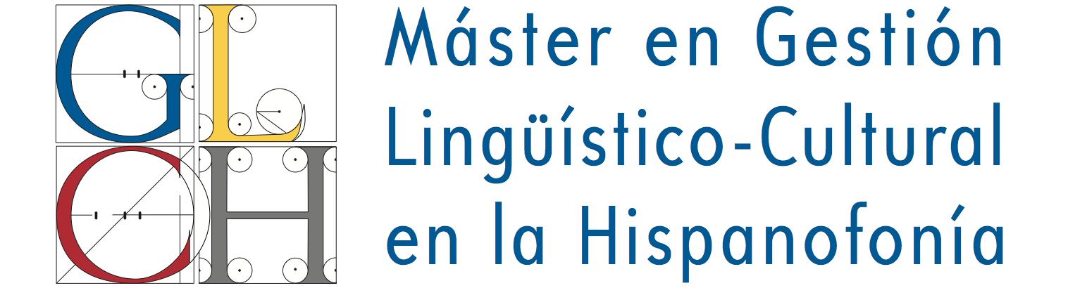 Máster en gestión lingüístico-cultural en la hispanofonía